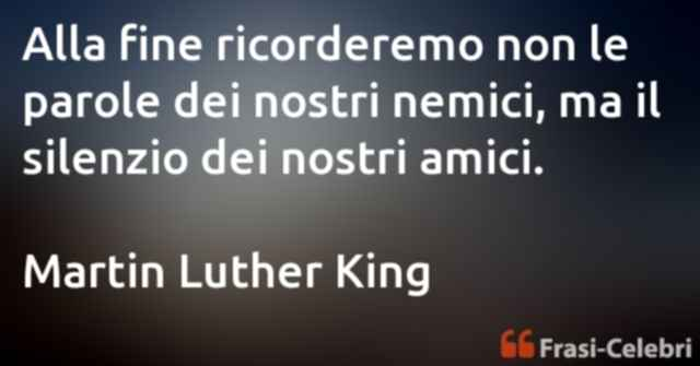 Frasi Natale Martin Luther King.Larry King