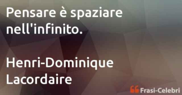 frasi di Henri-Dominique Lacordaire