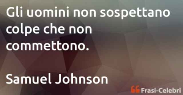 frasi di Samuel Johnson