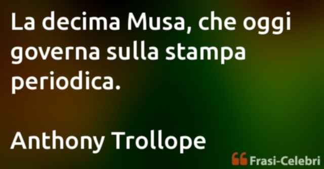 frasi di Anthony Trollope