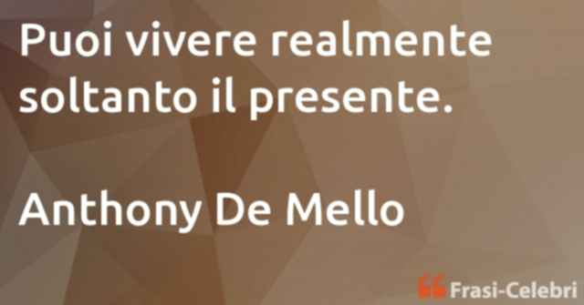 frasi di Anthony De Mello