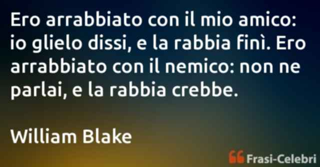 frasi di William Blake