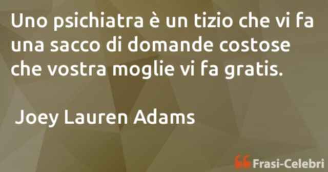 frasi di Joey Lauren Adams