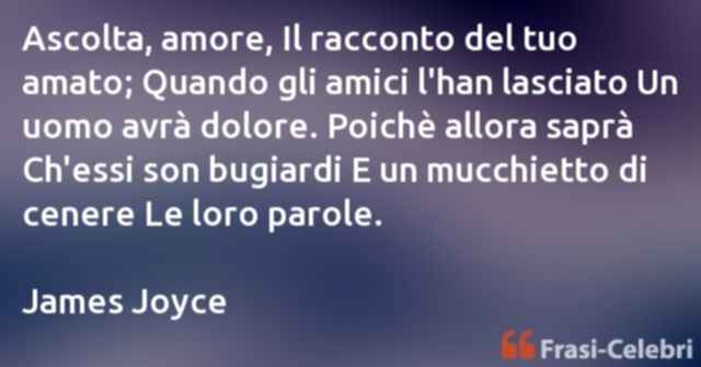 frasi di James Joyce