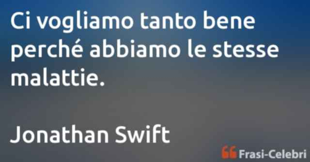 frasi di Jonathan Swift